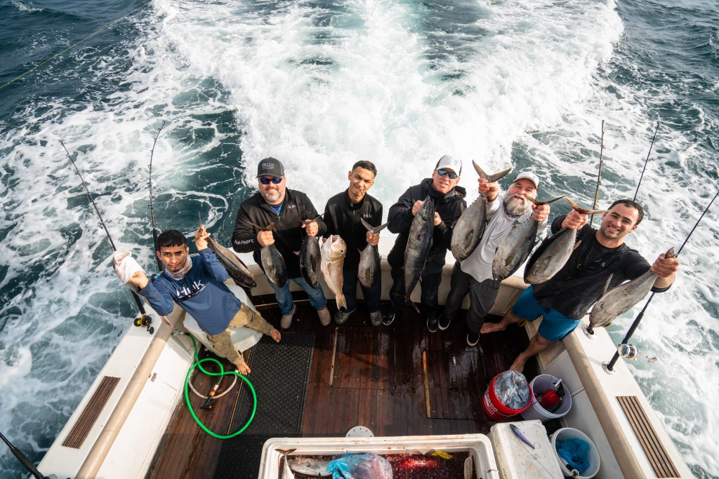fishing trips from galveston