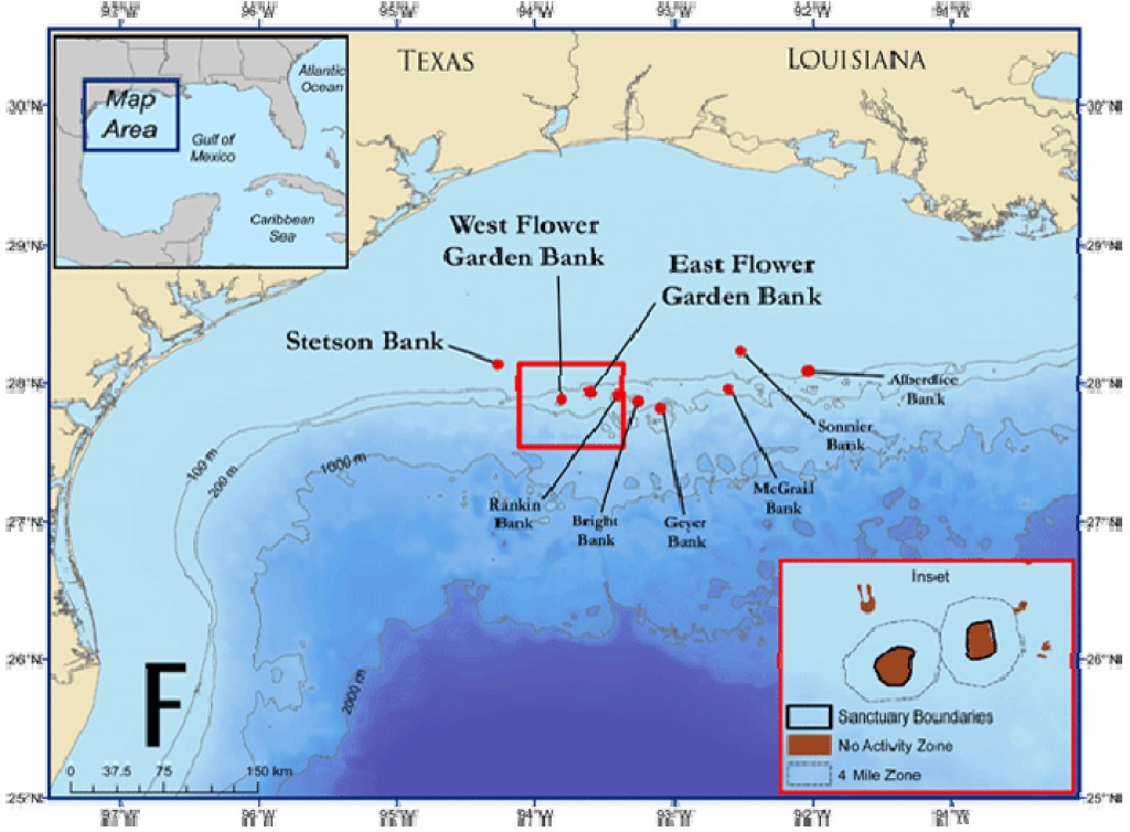 Galveston offshore