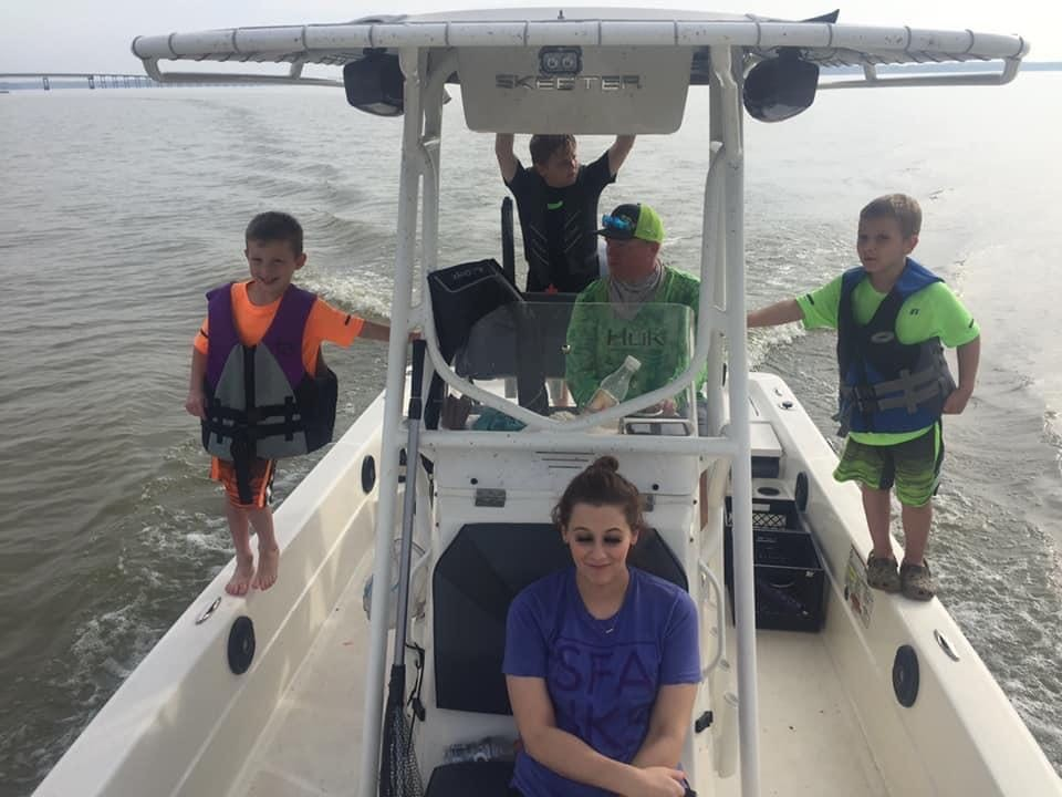 lake livingston fishing charters