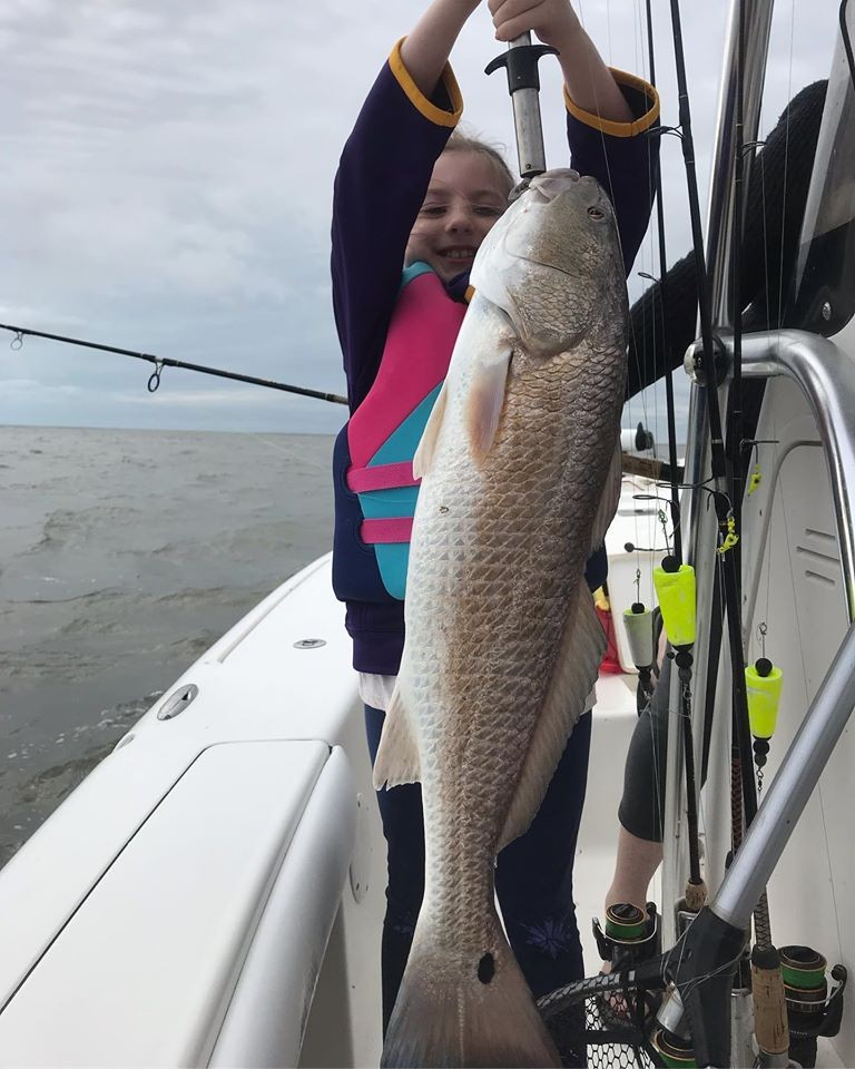 louisiana inshore fishing charter