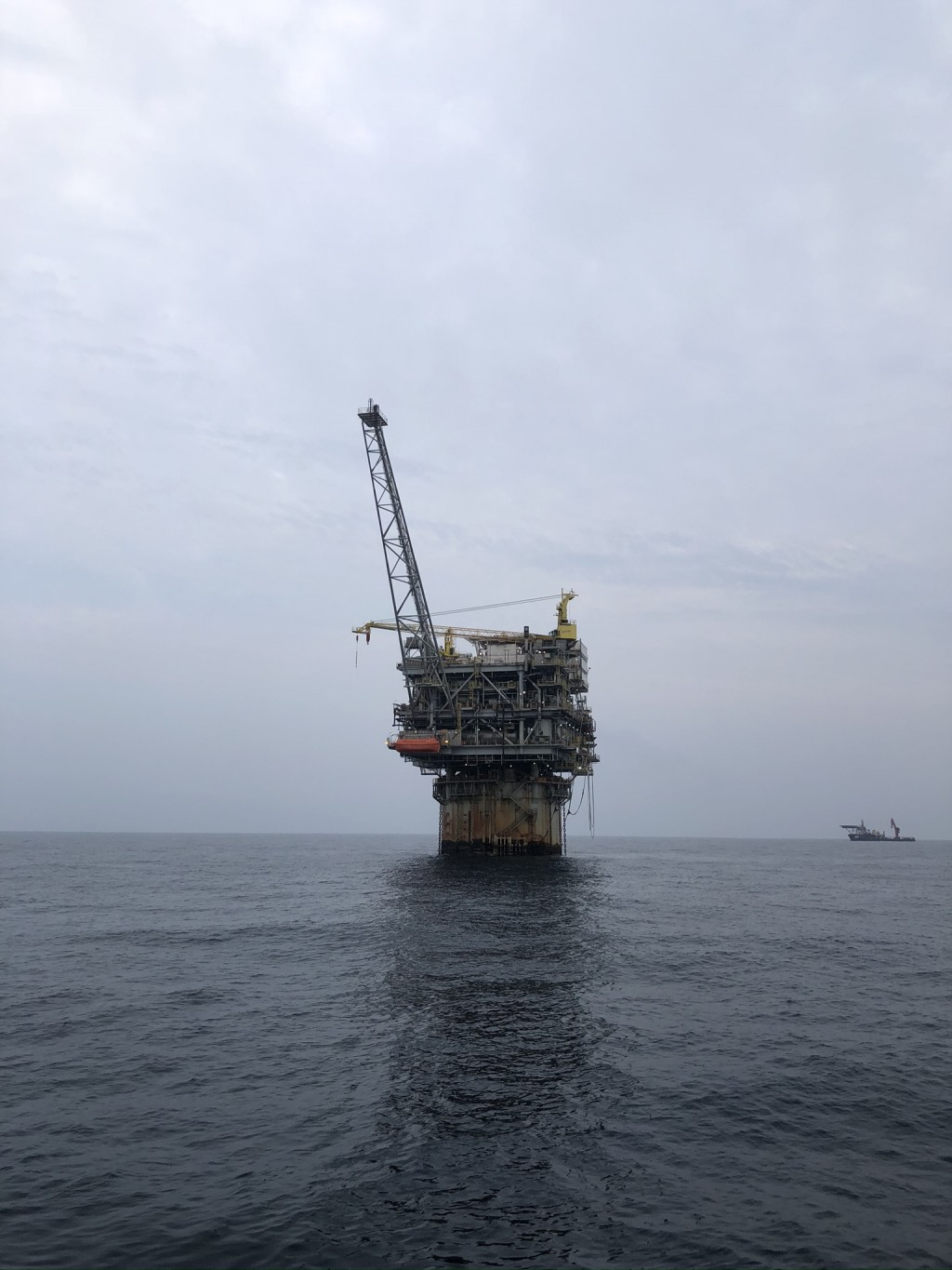 nansen oil rig fishing trip