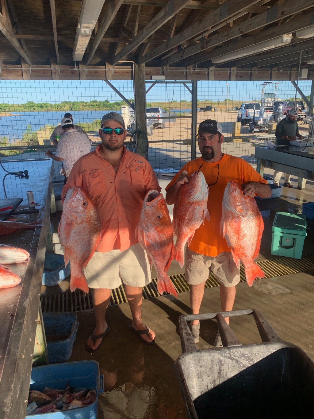 offshore fishing charters galveston tx