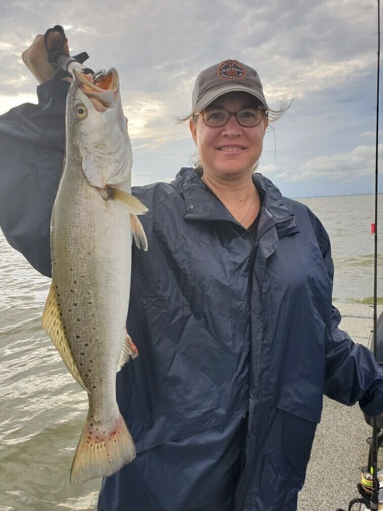 galveston bay fishing trips