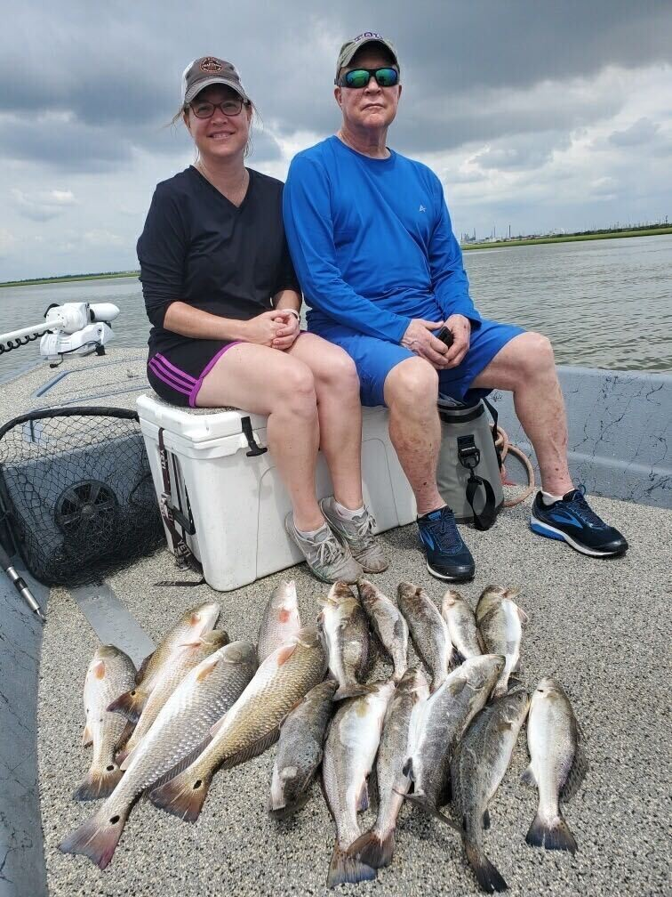 galveston fishing guides redfish
