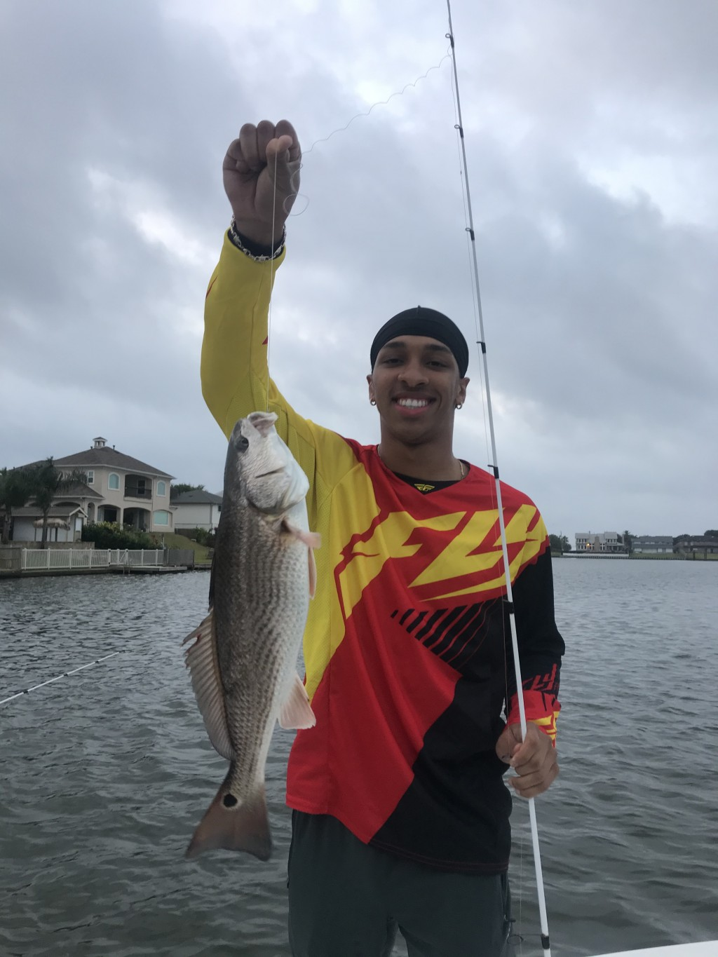 galveston inshore fishing report