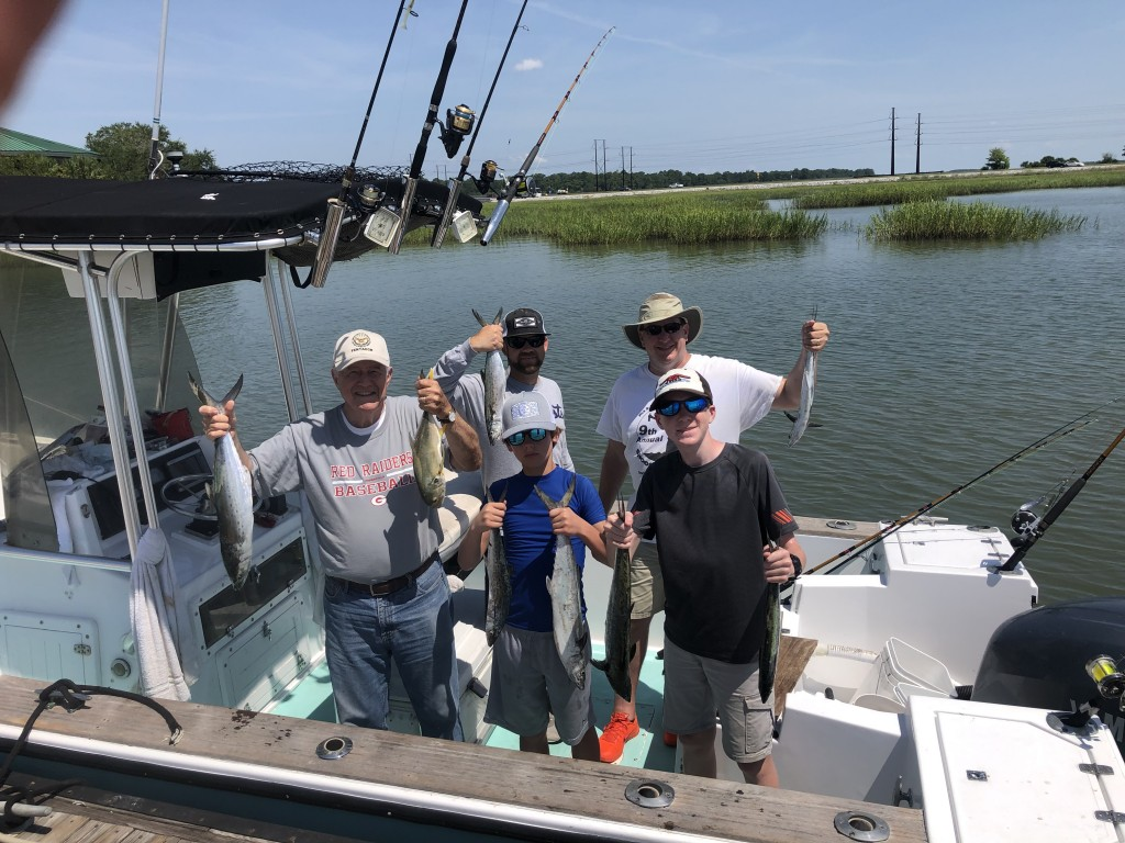 hilton head fishing charters reviews