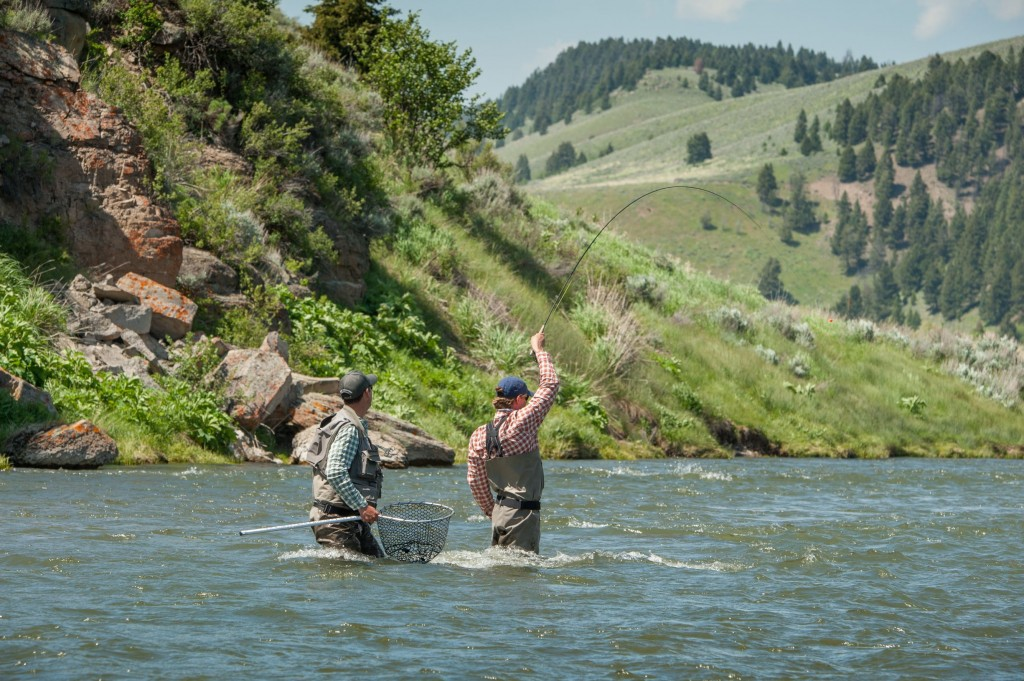 bozeman montana fly fishing
