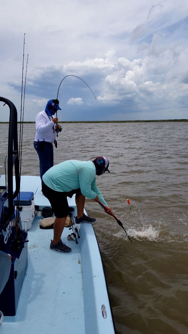 fishing charters in galveston bay