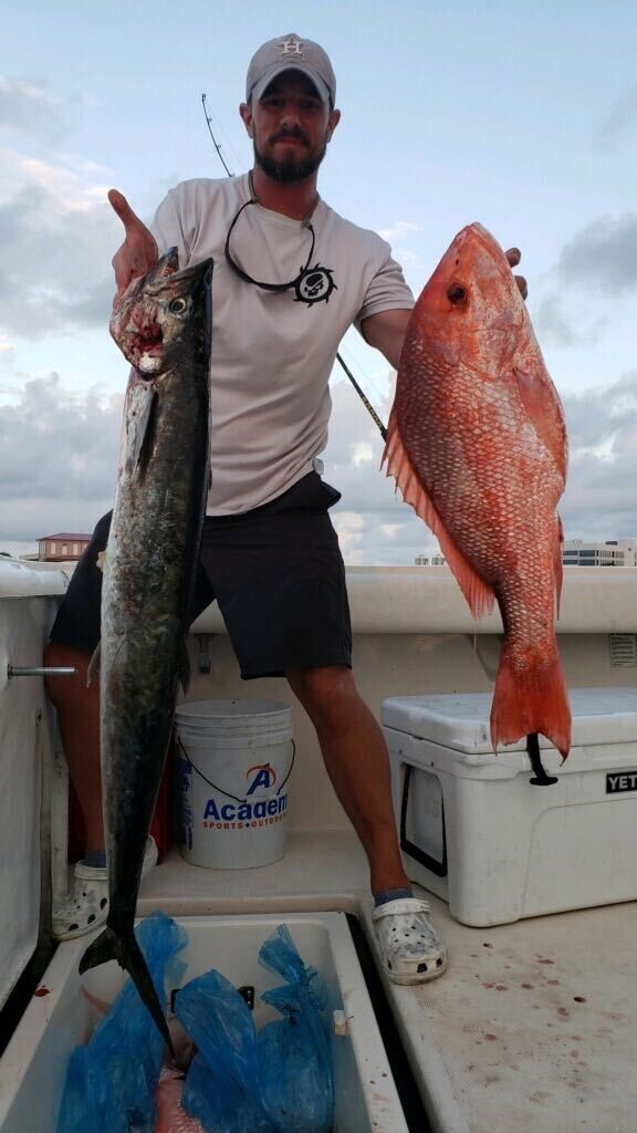 galveston offshore fishing trips
