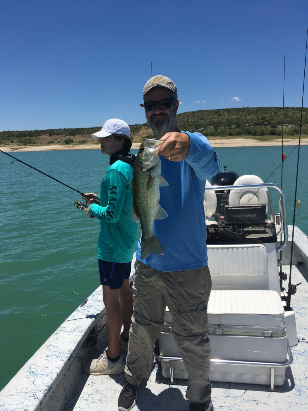 Lake Amistad Fishing Charter Trips
