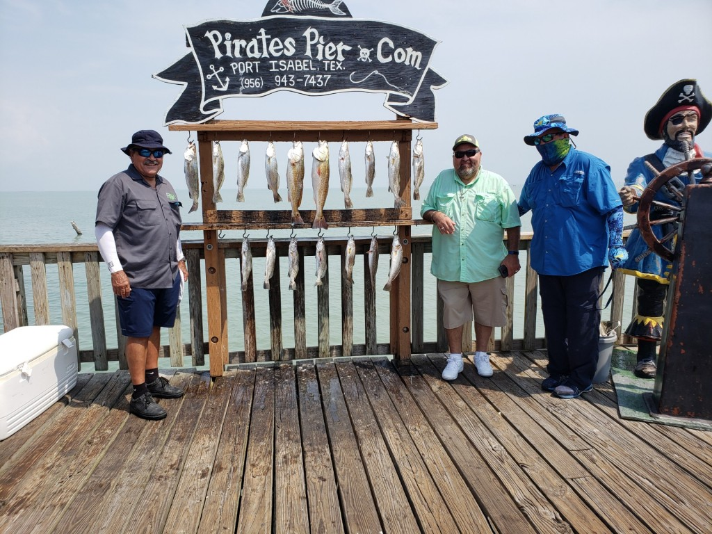 South Padre Fishing Trip