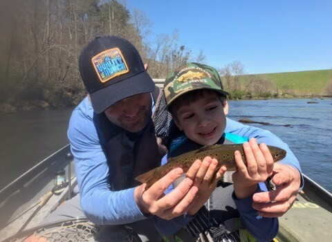 Atlanta ga fishing guides