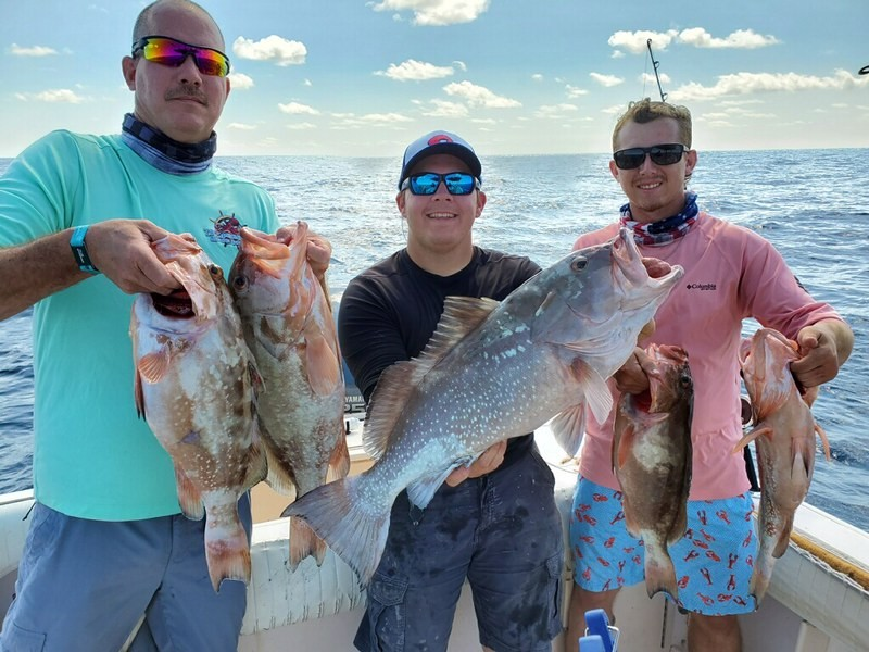Clearwater charters