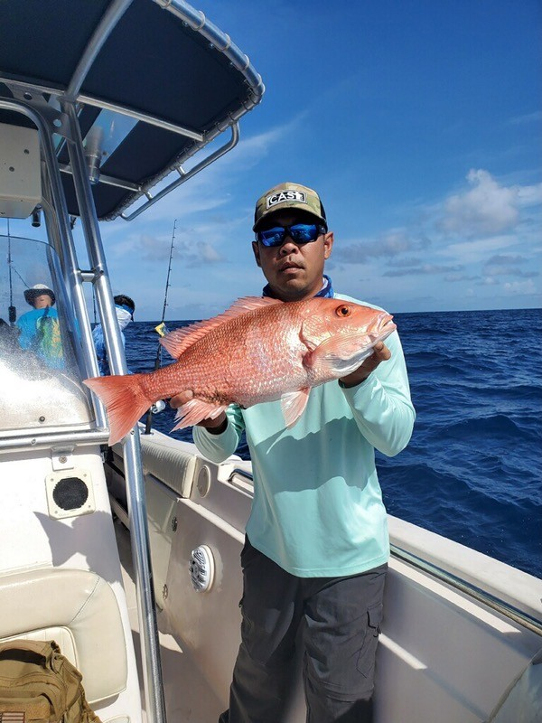 Clearwater deep sea fishing charters