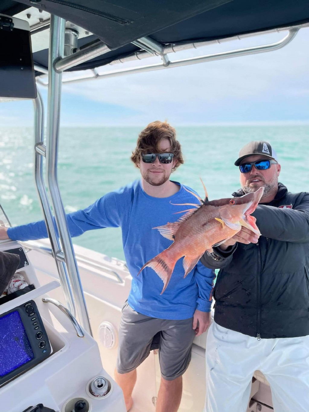 Clearwater fishing charter florida