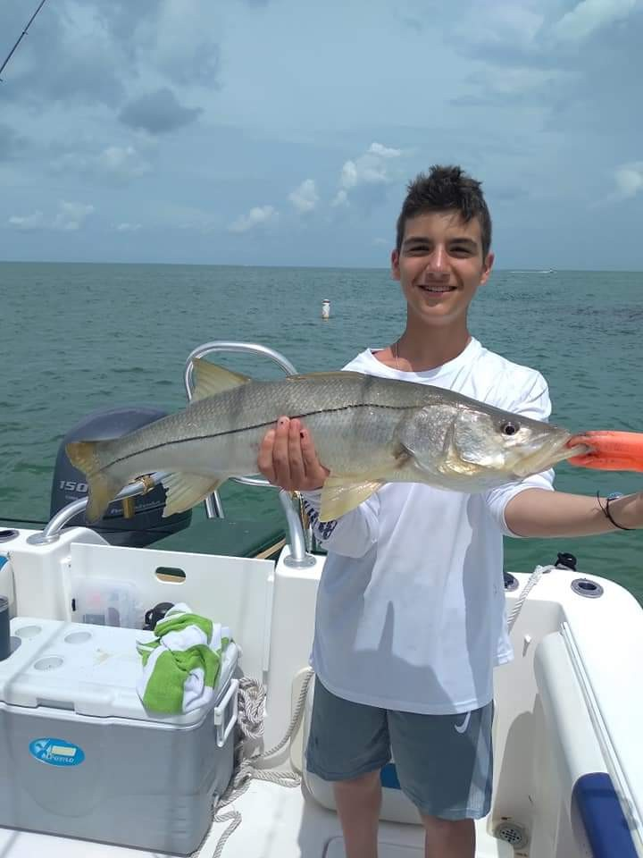 Clearwater Fishing Charters 16