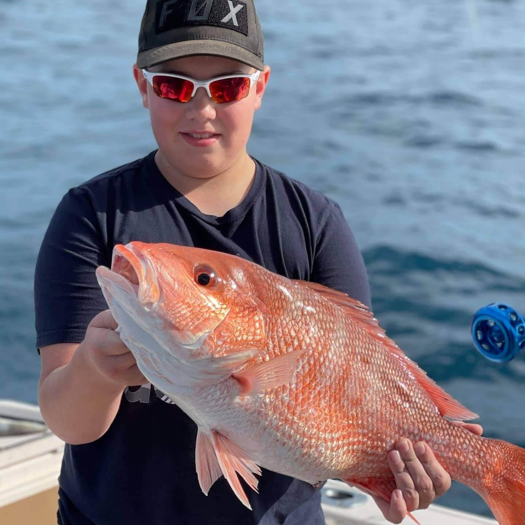 Clearwater fishing charters fl