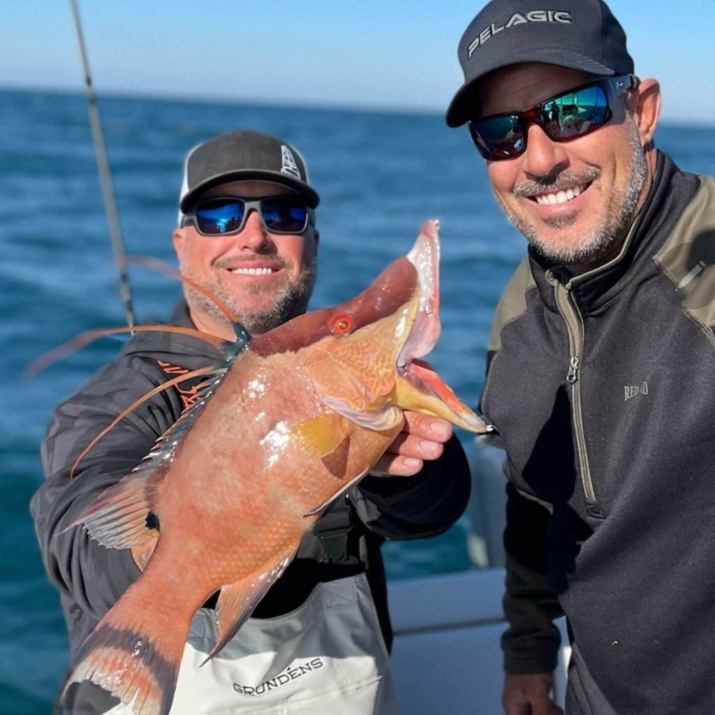 Clearwater fishing guide fl