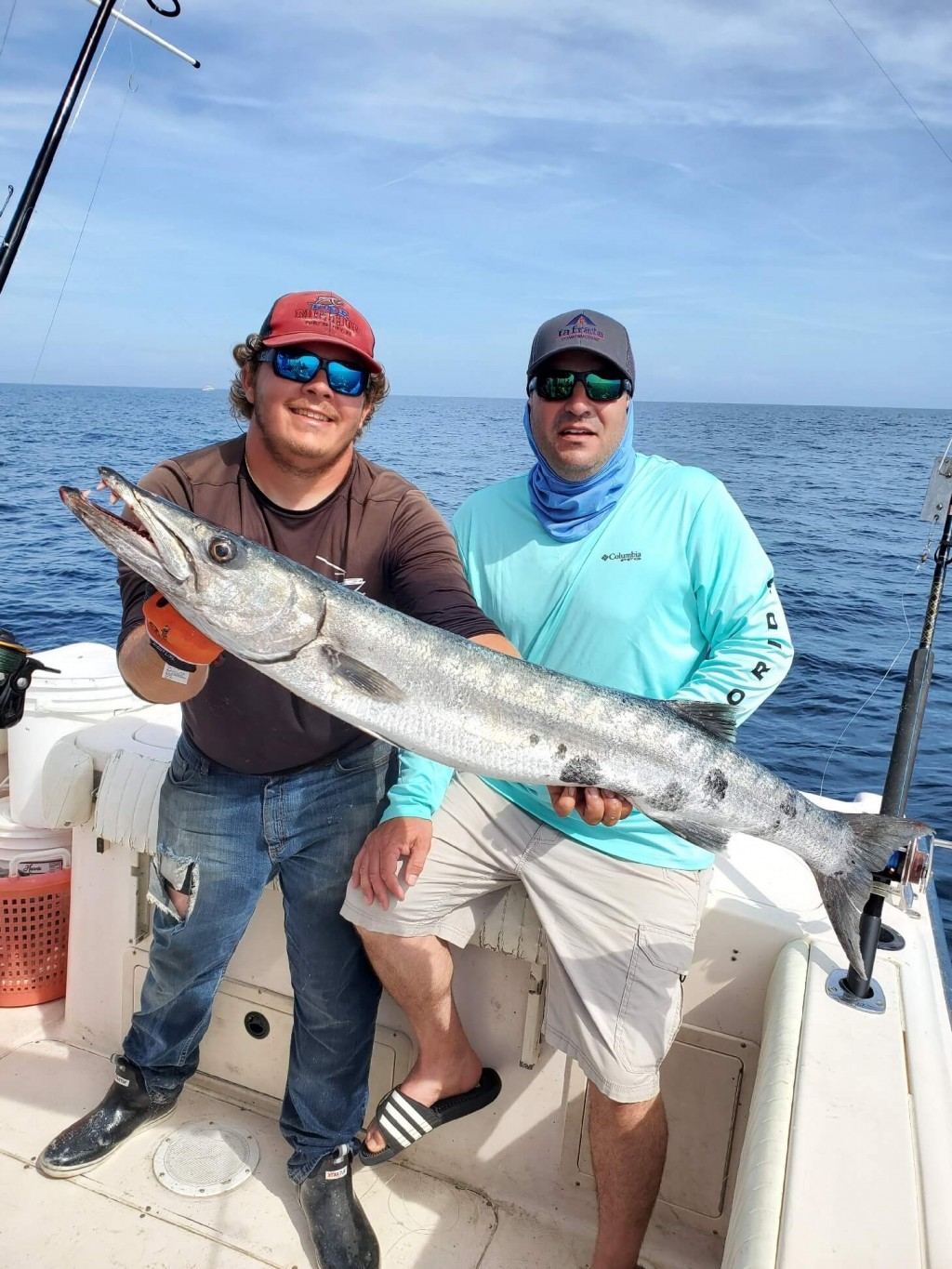 florida clearwater fishing trips