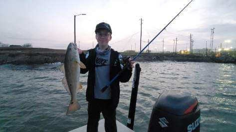 freeport fishing guides tx