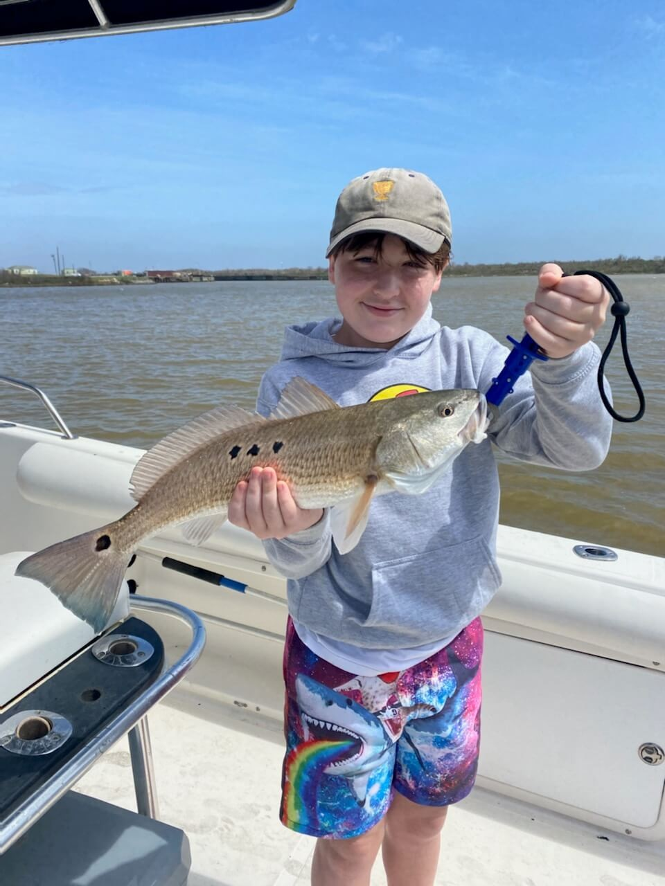 freeport fishing trip tx