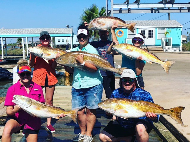 offshore fishing Freeport tx