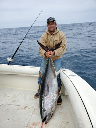 san diego tuna fishing charter
