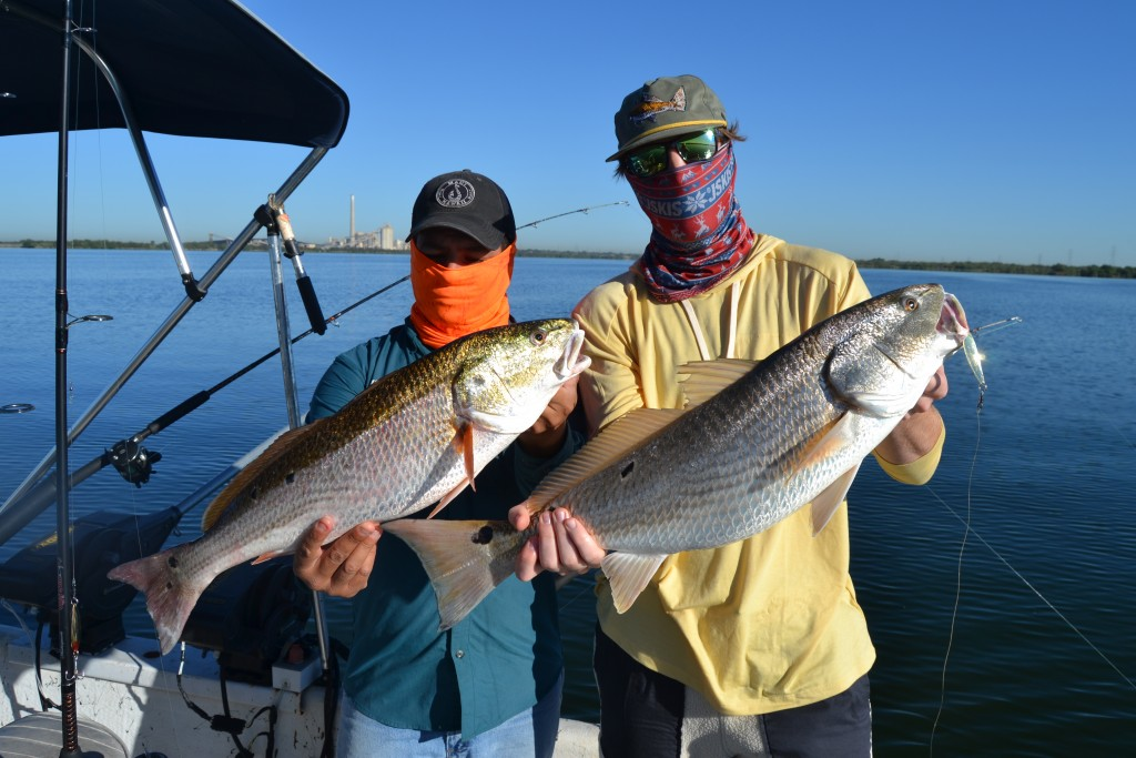 redfish fishing trips