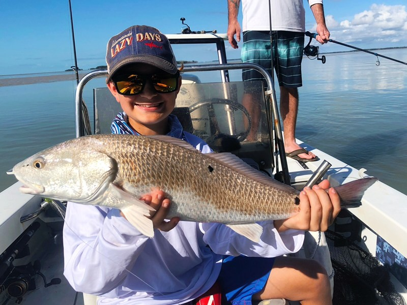 Islamorada backcountry fishing spot