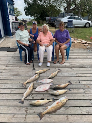 Matagorda family fishing charters tx
