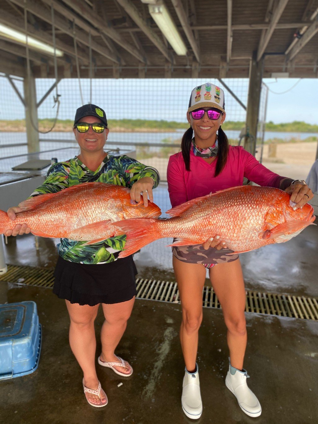 tx fish in Matagorda