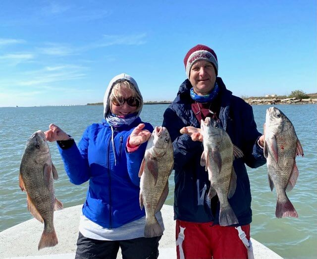 Port Aransas TX fishing charter