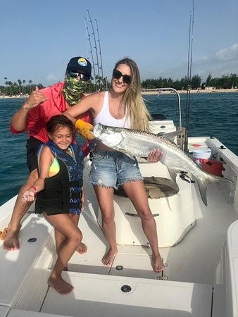 best fishing charter in san juan