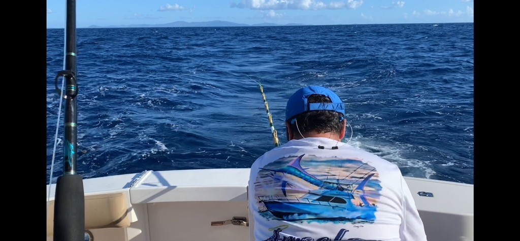 san juan fishing package