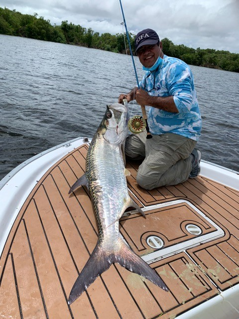 San Juan fly fishing guides pr