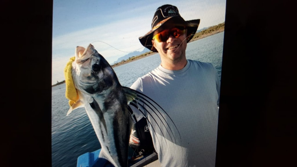 Baja California fishing charters