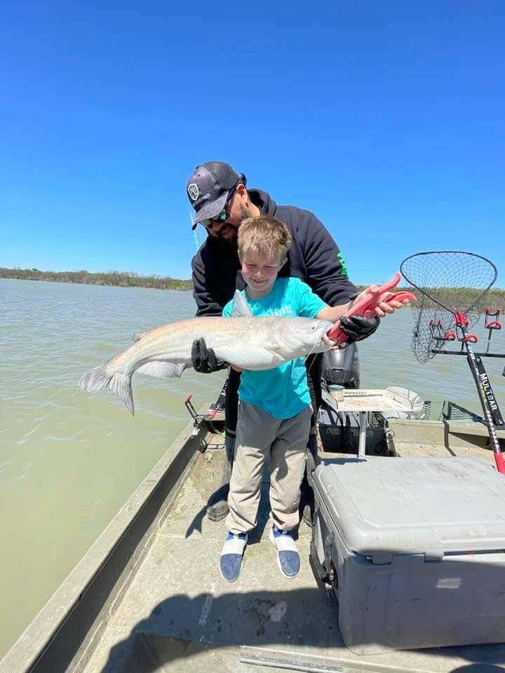 texas dallas fishing trips