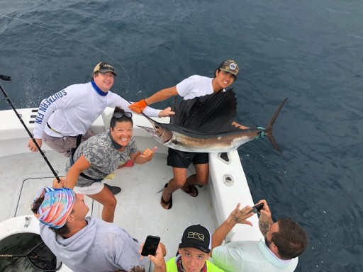 best fishing charters in Destin
