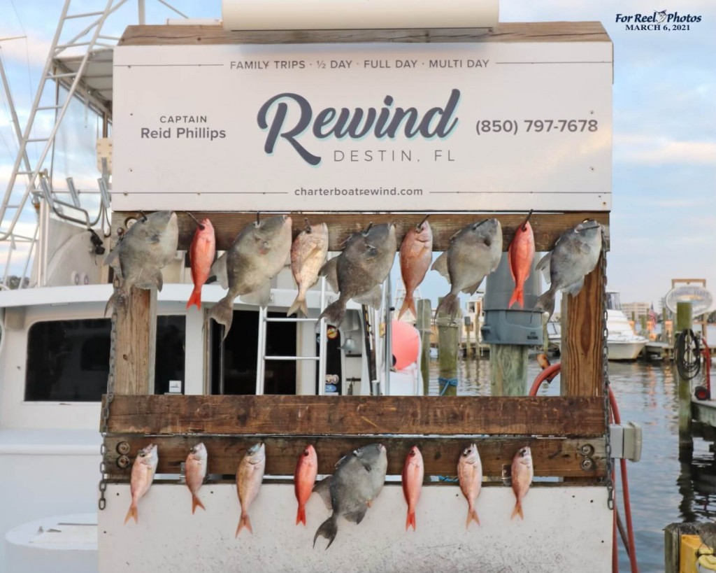 fl destin fishing package