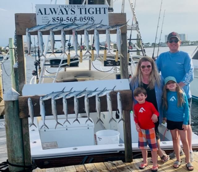 florida destin cheap fishing packages