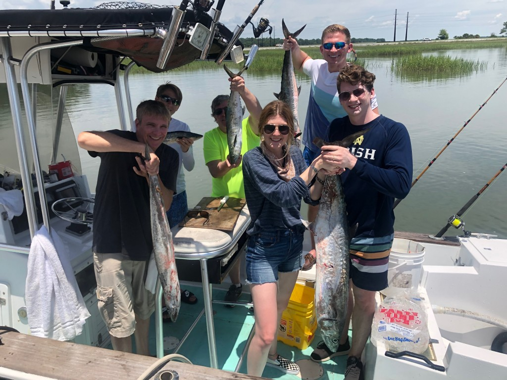 Hilton Head offshore fishing charters