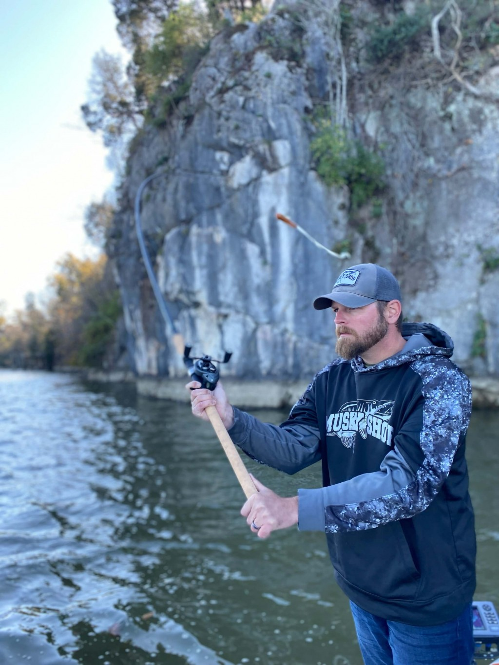Knoxville fishing trip
