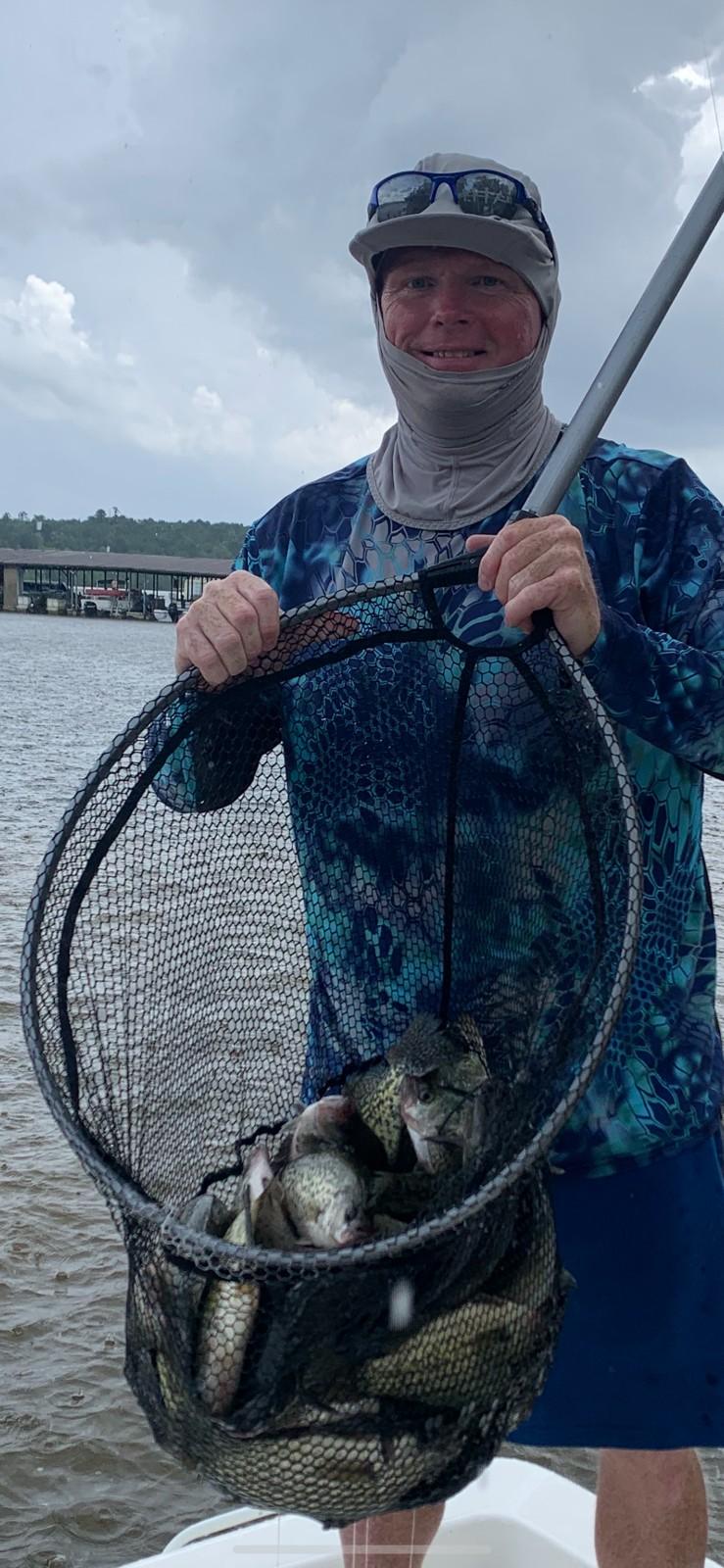 Lake Same Rayburn fly fishing guides tx