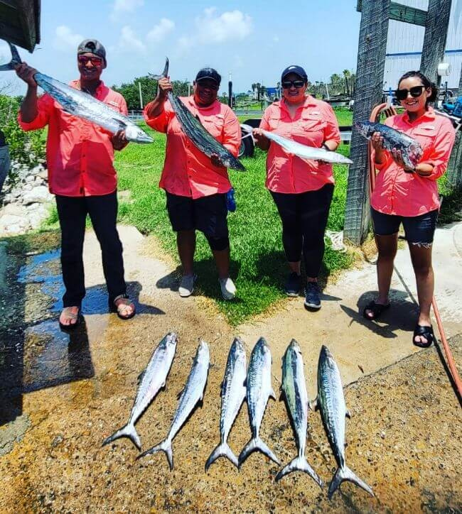 best fishing charters in Padre Island2