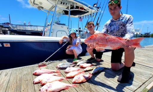 best fishing trip in south padre island
