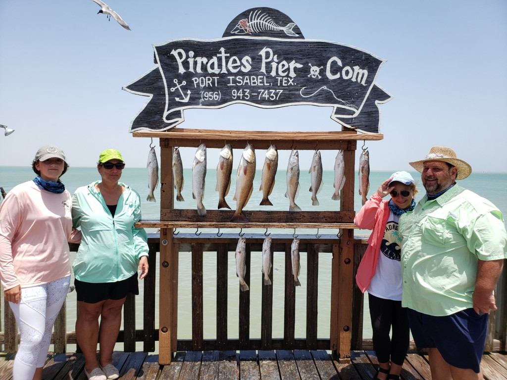 Padre Island backcountry fishing charters