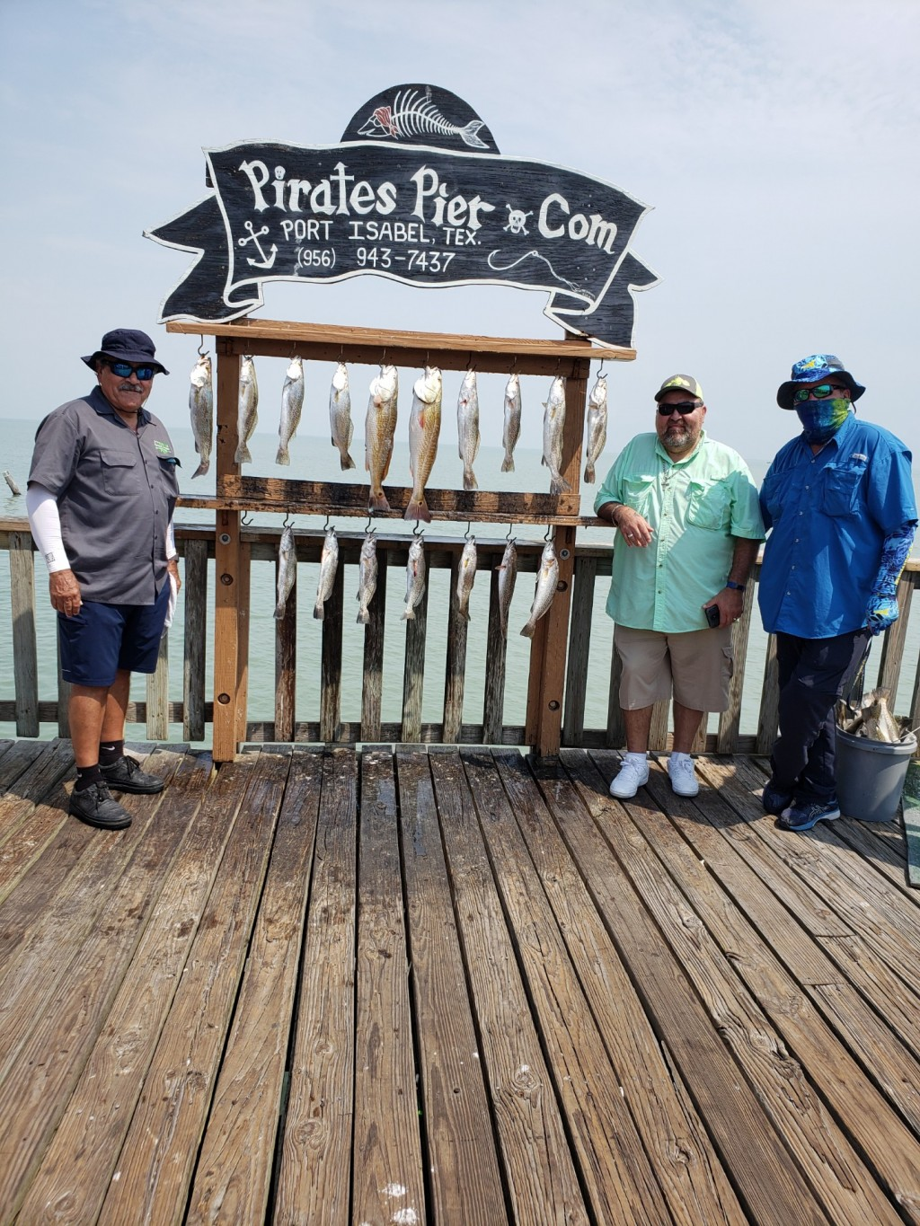 Padre Island fishing charters bud and mary's