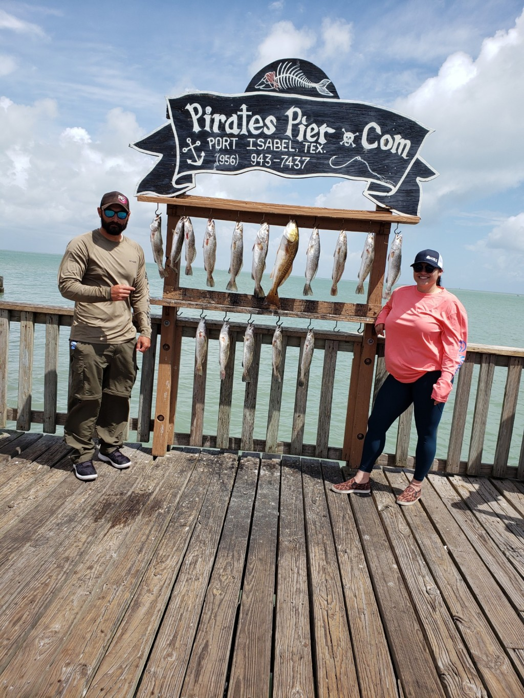 Padre Island fishing