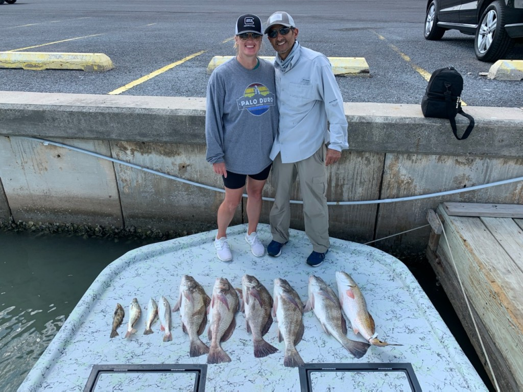 Port Isabel Fishing Charters 3