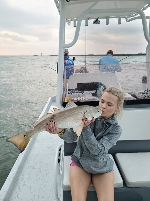 Port O Connor fishing chartersPort O Connor fishing charters texas
